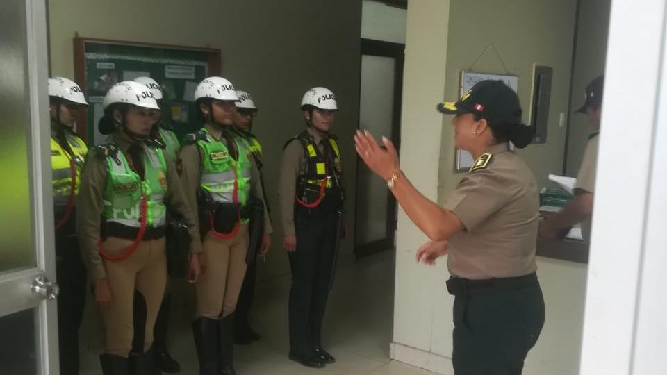Mayor PNP a cargo de 150 agentes policiales