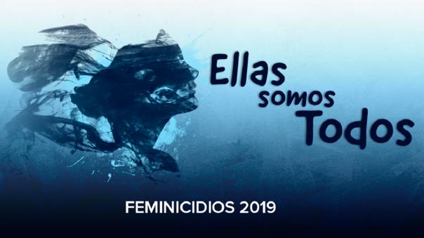 La lista de las mujeres víctimas de feminicidio en el 2019.