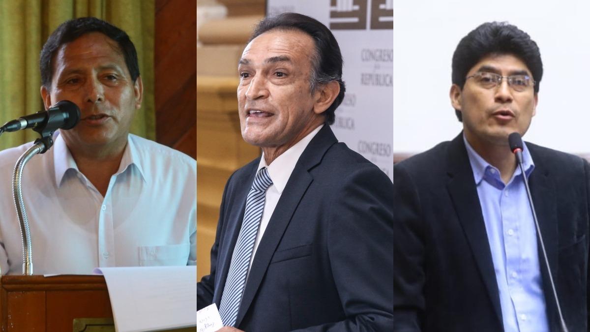 Cinco congresistas de Fuerza Popular y uno de Frente Amplio se abstuvieron de votar.