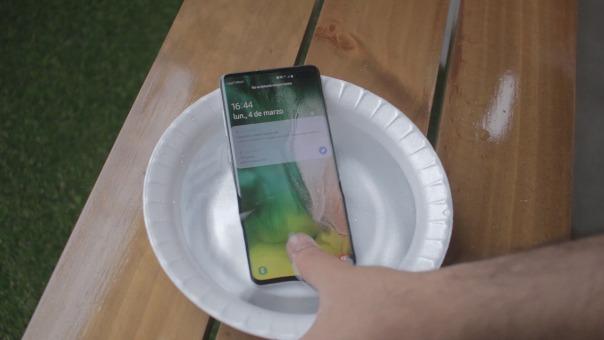 La serie Samsung S10 fue lanzada el 20 de febrero en San Francisco.