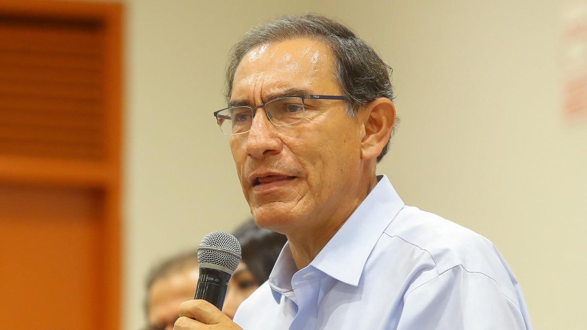 Martín Vizcarra habló sobre la necesidad de incrementar la presencia femenina en su Gabinete.