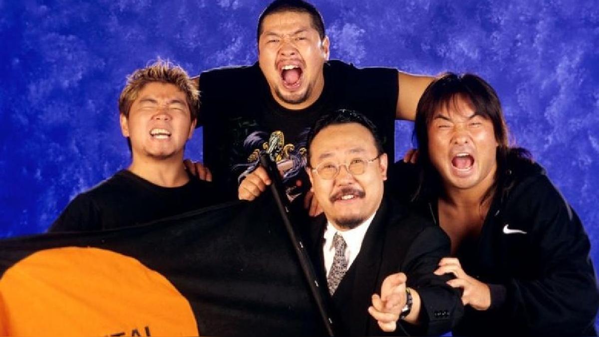 WWE Kaientai