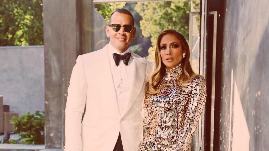 La sorpresa de Alex Rodríguez para Jennifer Lopez.