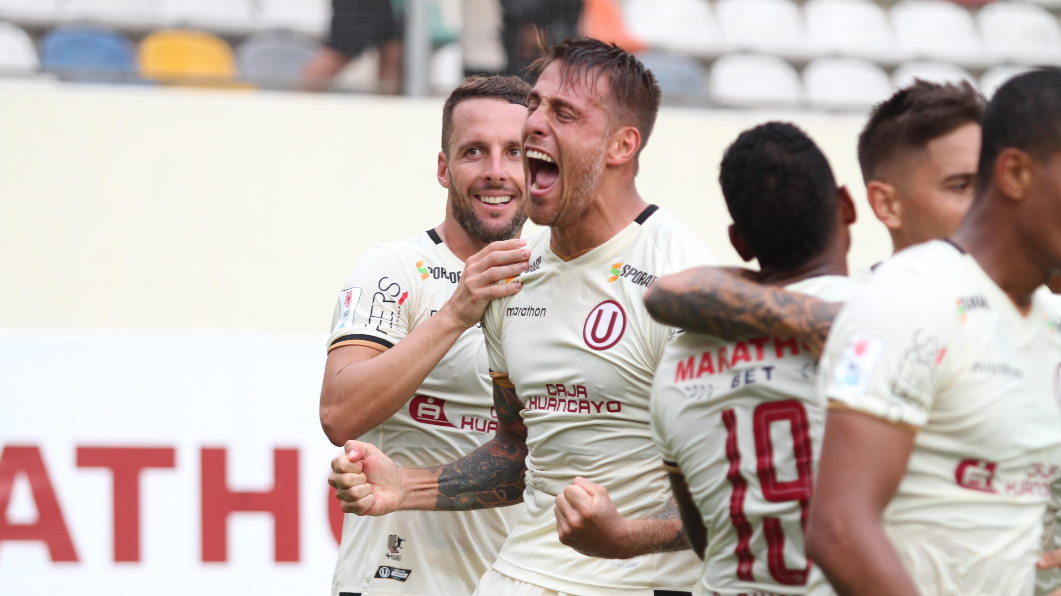 Universitario de Deportes ganó 1-0 a Carlos A. Mannucci por la Liga 1