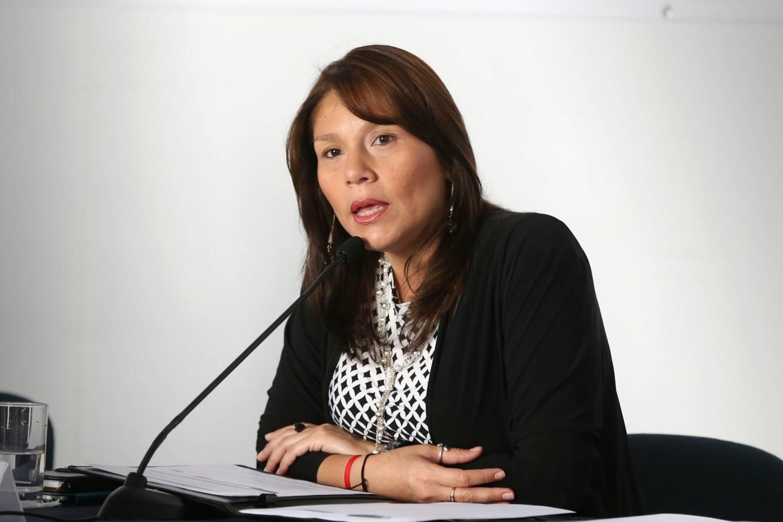 Paola Bustamante.