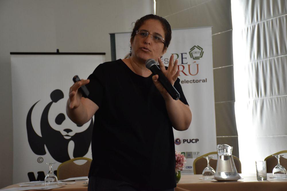 Lucía Ruiz.