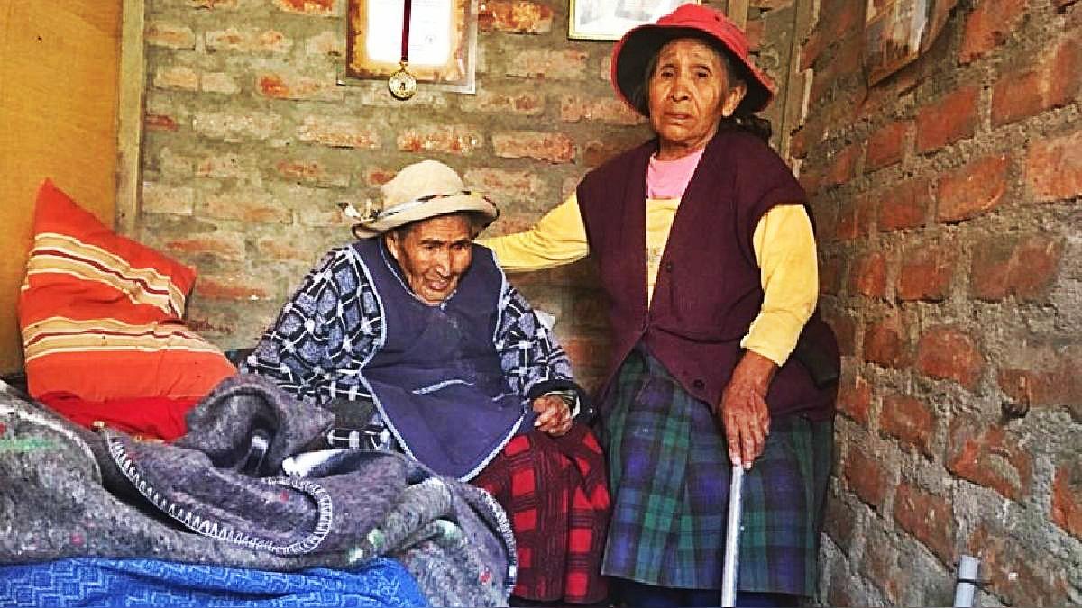 Mujer ayacuchana sería la más longeva del mundo.