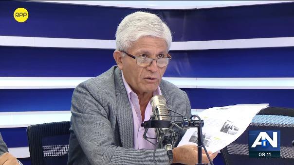 Jorge Castro es investigado por cobros indebidos.