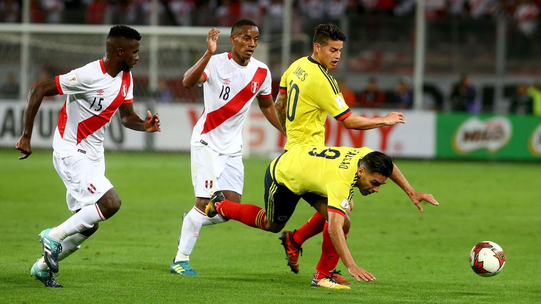 Perú vs. Colombia se jugará en el Monumental.
