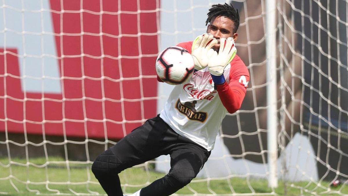 Pedro Gallese ha sido el arquero titular de la Selección Peruana en la mayoría de los partidos con Ricardo Gareca como entrenador.