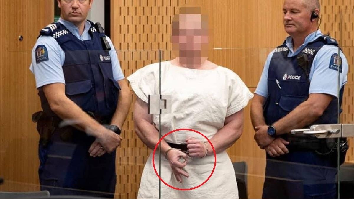 ¿Qué es lo que quiere transmitir el terrorista con esto?