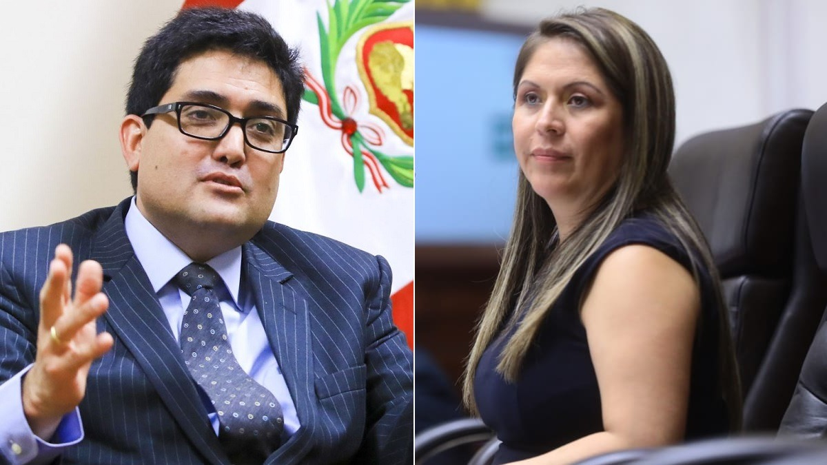 Procurador Jorge Ramírez regresó a Perú procedente de Brasil.