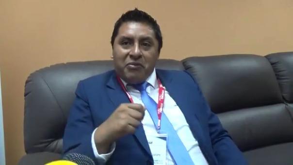 Carlos Quispe, viceministro de Hidrocarburos de Bolivia, participó en el Foro Perú Energía desarrollado en Arequipa.