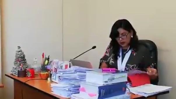 La jueza,, Patricia Posadas, dispuso la medida.