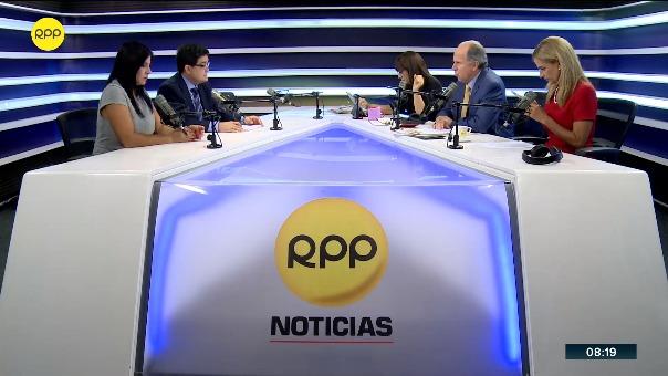 Jorge Ramírez y Silvana Carrión, procuradores para el caso Lava Jato.