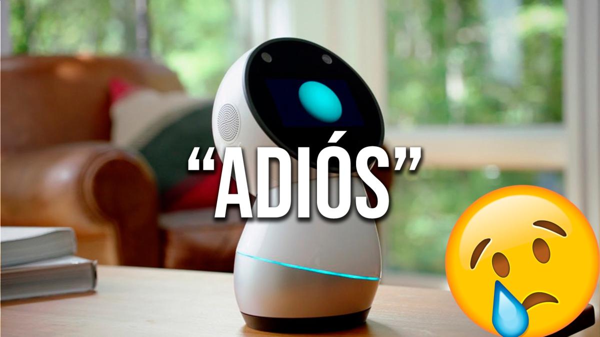 Así fue como se despidió Jibo, un robot que podía cantarle canciones a tus hijos y reconocer tu rostro.
