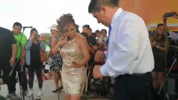 Alcalde de Pátapo