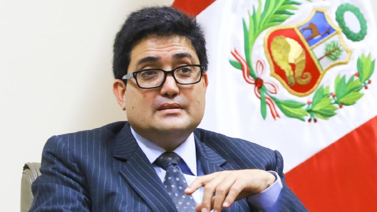 Jorge Ramírez, procurador ad hoc para el caso Lava Jato.
