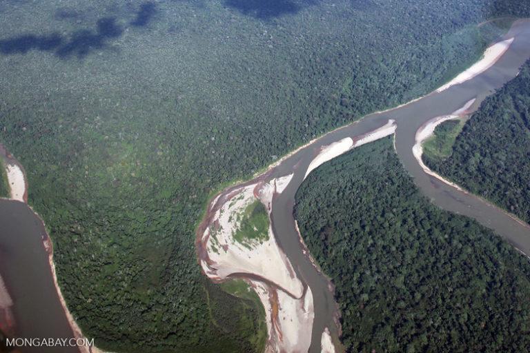 Afluente del río Amazonas