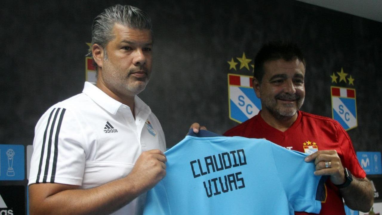 Esto dijo Claudio Vivas sobre la partida de Carlos Benavides.