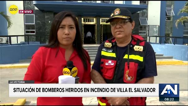 Según el comandante general del Cuerpo de los Bomberos, cuentan con equipos donados tras ser usado en otros países, incluso que no hay apoyo para las licitaciones para nuevos equipos.