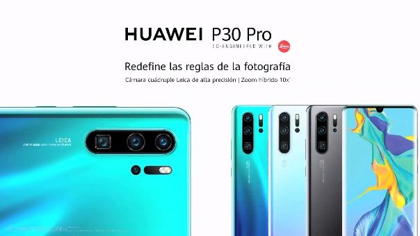 Este es el nuevo flagship de Huawei