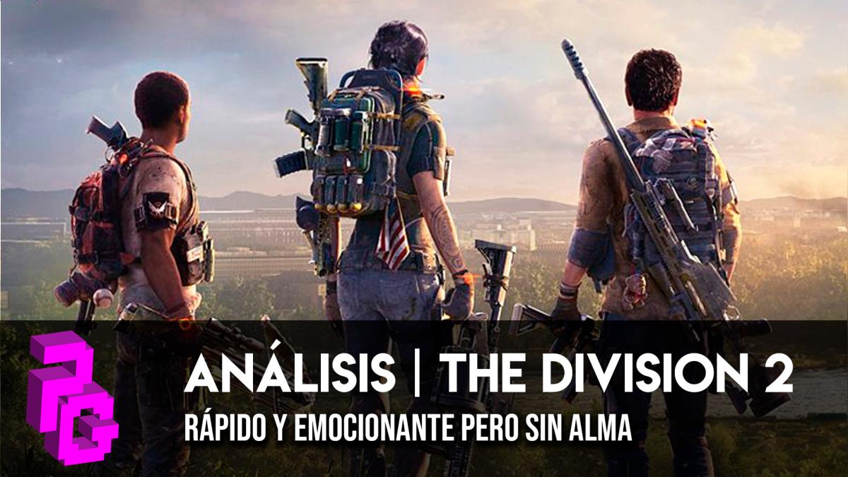 The Division 2 nos presenta una distopía dominada por el más fuerte.