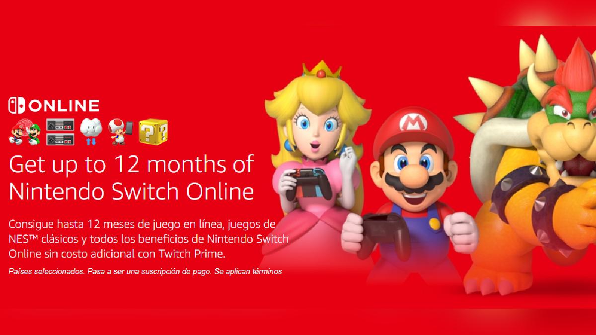 ¿Tienes Amazon Prime o Twitch Prime?