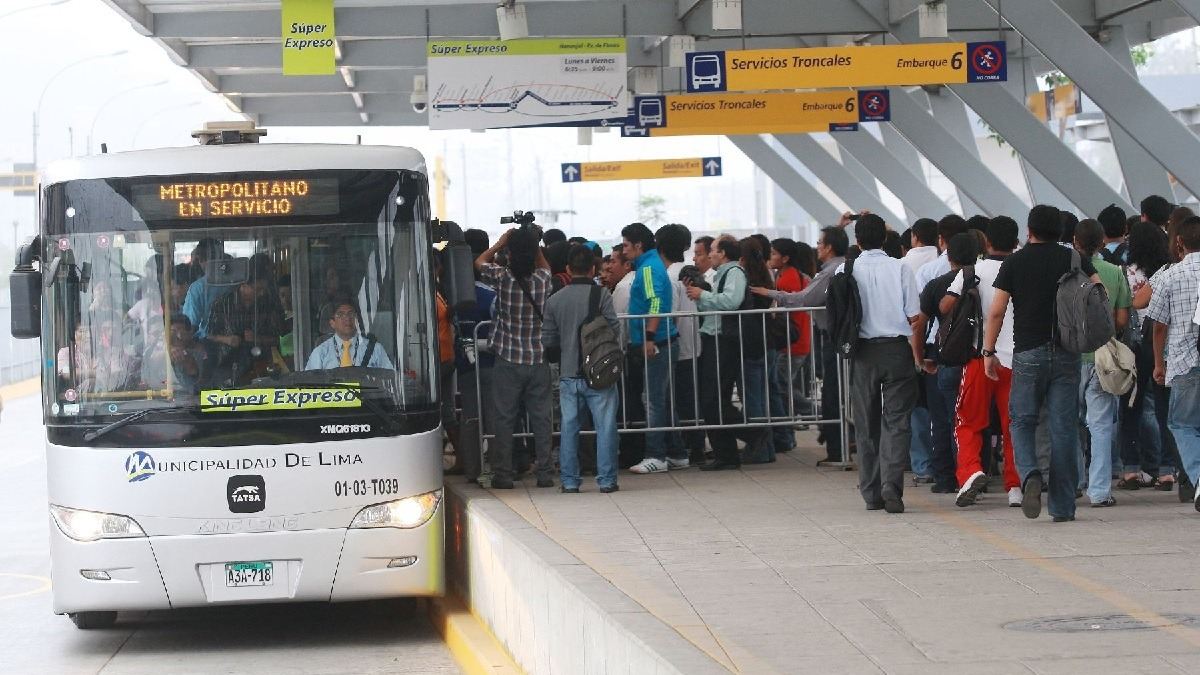 Se espera que obra beneficie a miles de usuarios de este sistema de transporte.