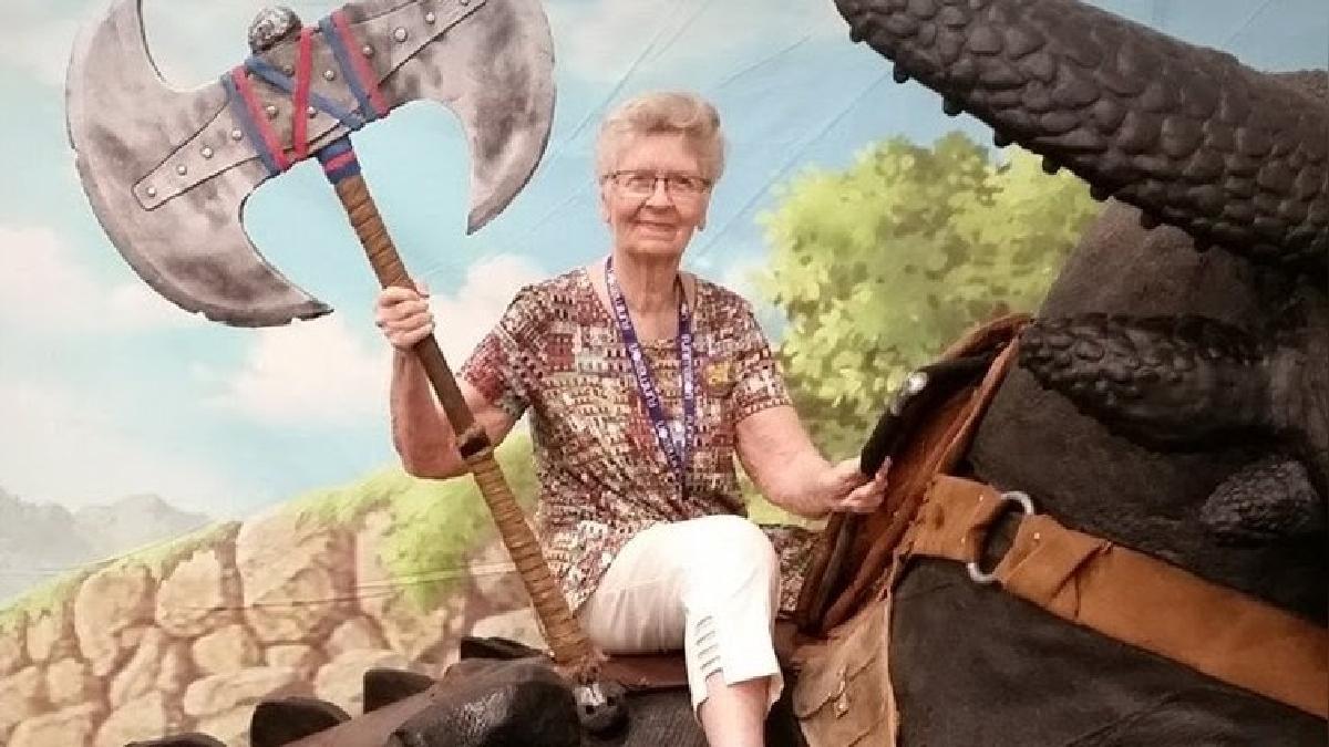 Shirley Curry será parte de la historia del gaming para siempre.
