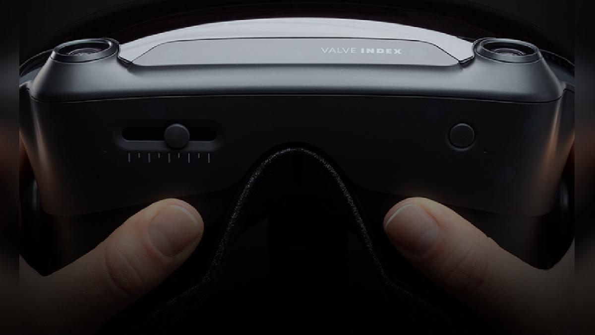 Valve Index promete un rango de visión de 135°.