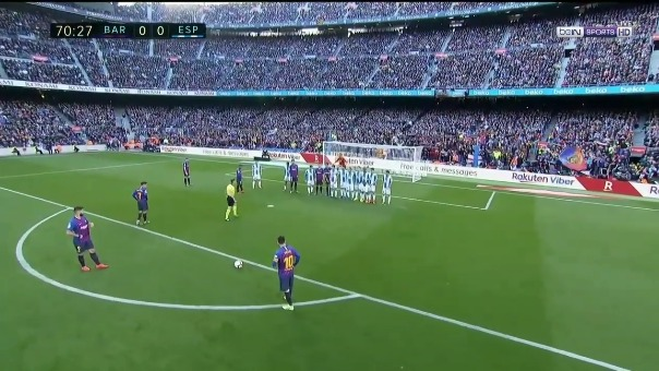 Este fue el golazo de Lionel Messi del que todo mundo está hablando.