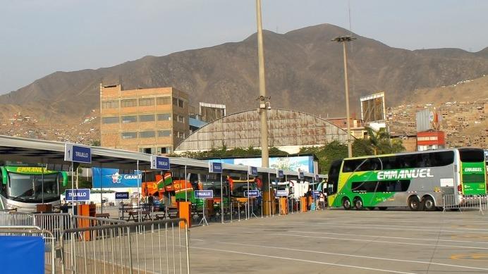 Quispe señaló también que no se fiscaliza si las empresas de transporte interprovincial cumplen con las indicaciones en las medidas de seguridad para los pasajeros.