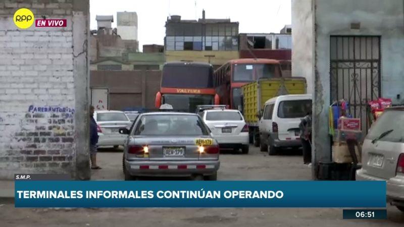 RPP Noticias hizo un recorrido por la avenida Miguel Ángel.