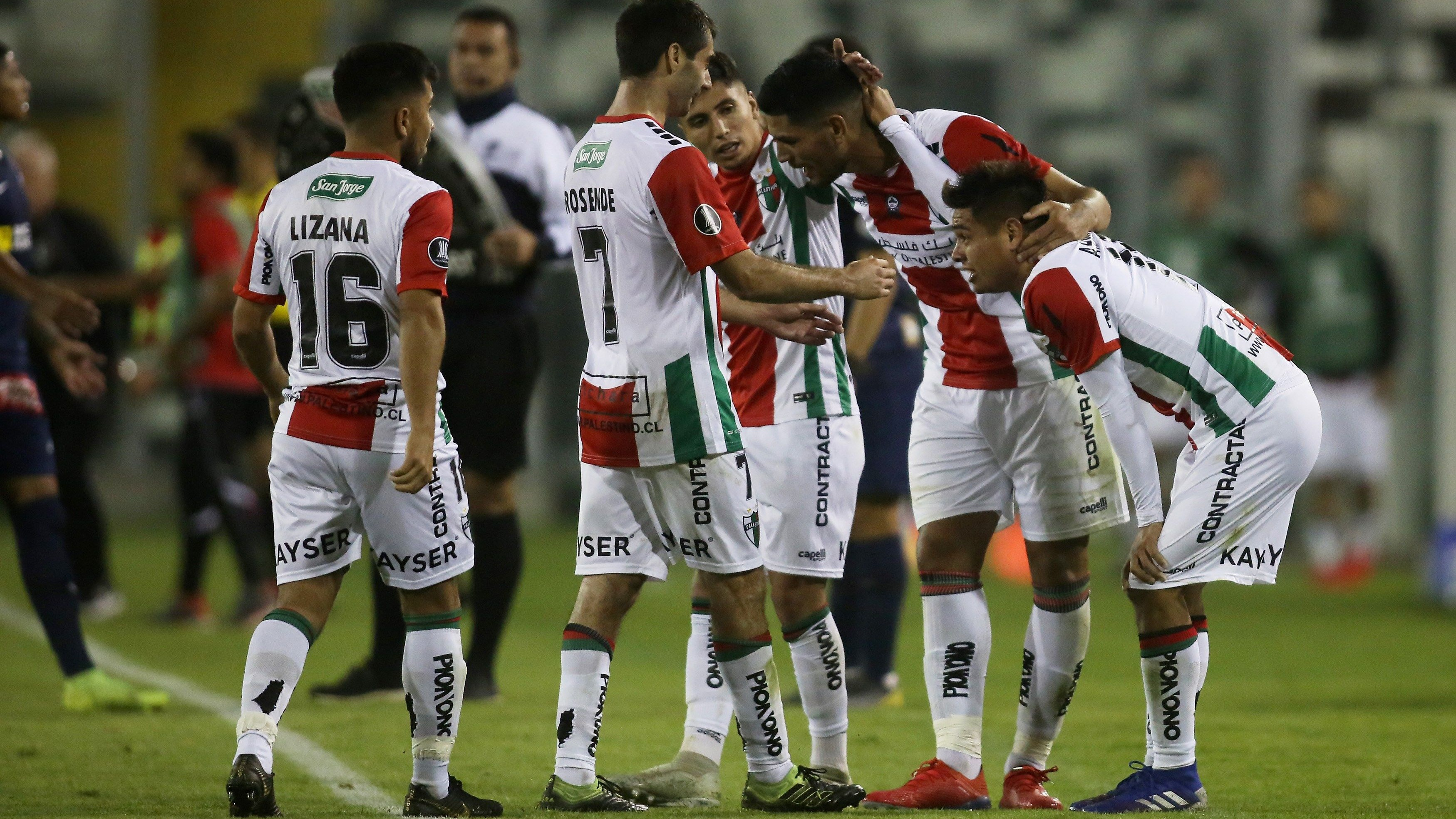 Palestino ganó 3-0 a Alianza Lima por la tercera fecha de la Copa Libertadores 2019