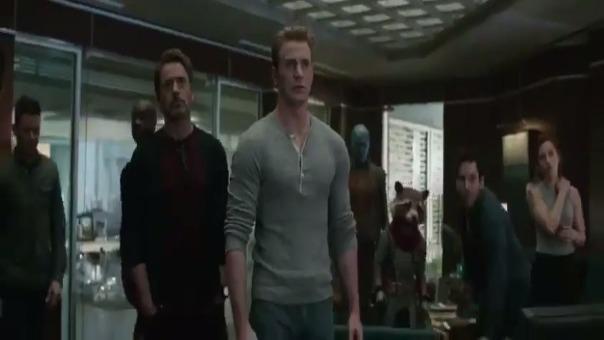 Los Vengadores se preparan para la última batalla en