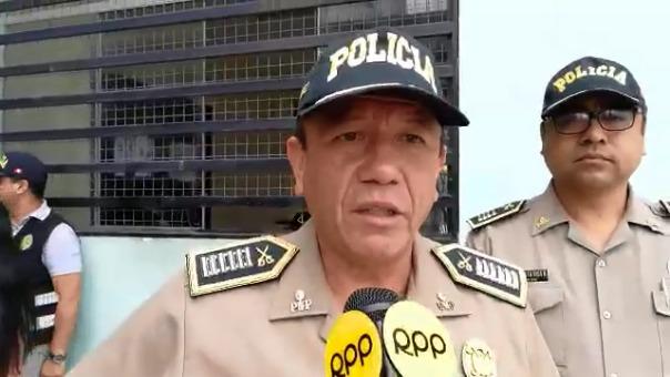 El jefe de la Policía en La Libertad, coronel Freddy Velásquez, señaló que la Inspectoría opta por separar del cargo a los oficiales que cometen peculado de uso.