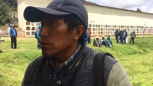Benito Ruiz Polo dijo que colaborará en las investigaciones para determinar la muerte de sus sobrinas.