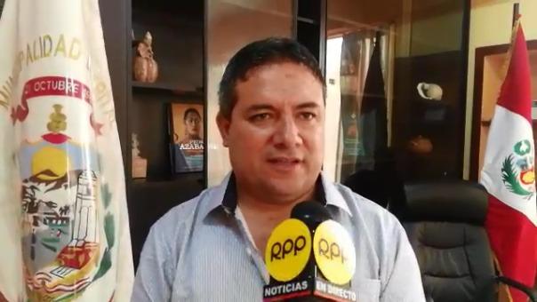 Alcalde de Moche, César Arturo Fernández, aseguró que medida reduciría anemia en niños de cero a 3 años.