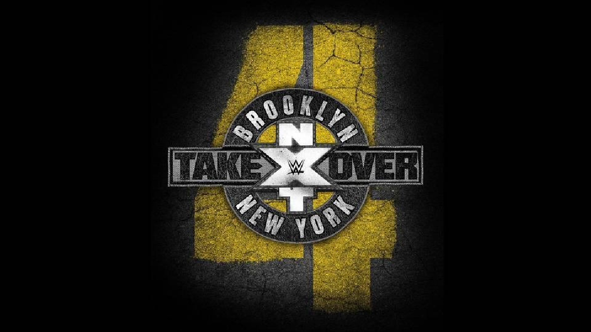 WWE NXT TakeOver New York