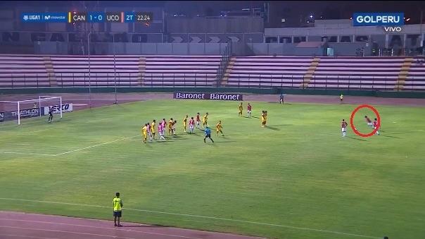 Willyan Mimbela se formó en las divisiones menores de Universitario de Deportes.