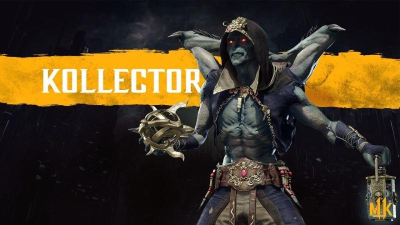 El tráiler muestra la jugabilidad de The Kollector.