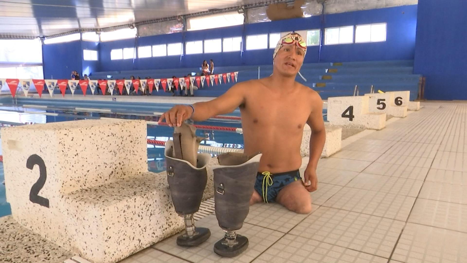 Juan León luchará por una medalla en los Parapanamericanos 2019