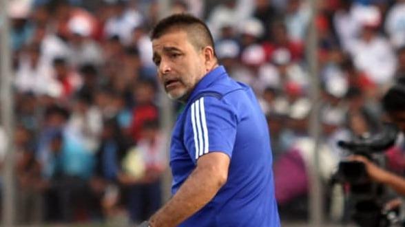 Claudio Vivas todavía cree en la clasificación a la siguiente fase de la Copa Libertadores.