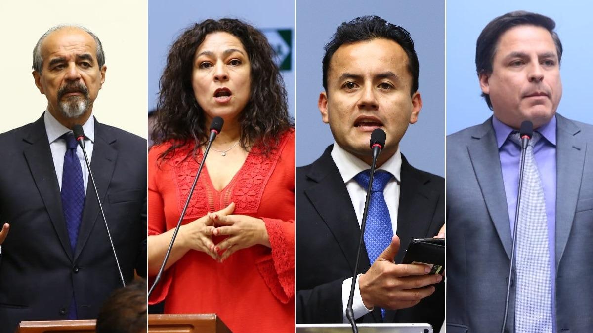 Congresistas de diferentes bancadas se refirieron al sueldo que perciben.