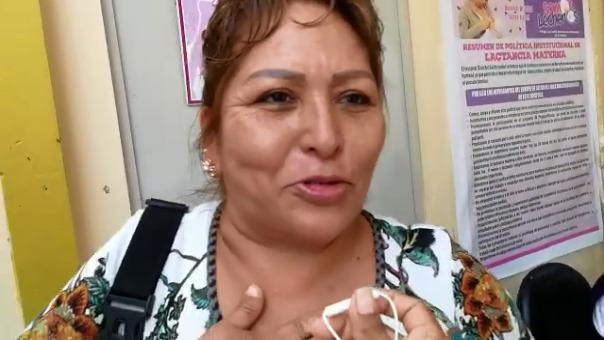 Micaela Guadalupe también está interesada en hacerse cargo de la pequeña Sofía.