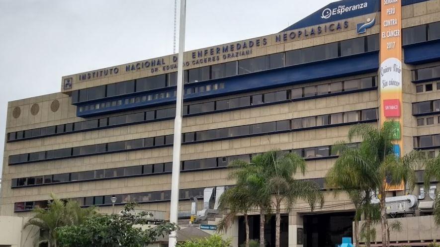 Los heridos fueron trasladados al Hospital Almenara.