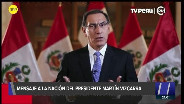 El presidente de la República se pronunció sobre la demora del Congreso ante las reformas que planteó su Gobierno.