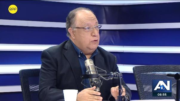 Fernando Tuesta dirigió la Comisión de Alto Nivel de la Reforma Política.