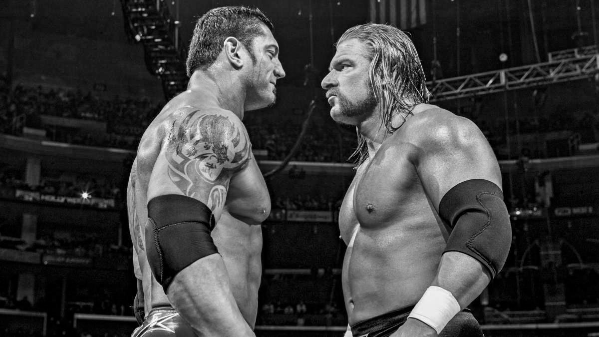 Batista y Triple H